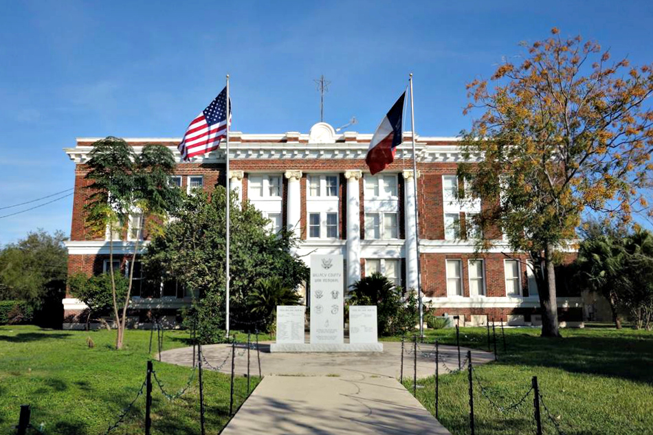 Willacy County Courthouse, Raymondville