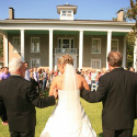 Wedding at Varner-Hogg Plantation State Historic Site