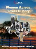 Cover of Women Across Texas History e-book