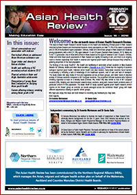 Asian Health Review Issue 16