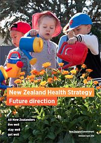 NZ Health Strategy