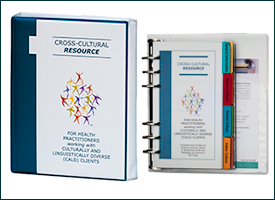 Cross Cultural Resource desktop kit