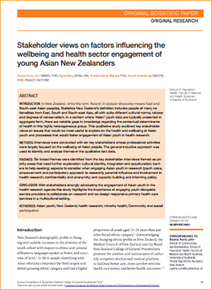 Stakeholder View