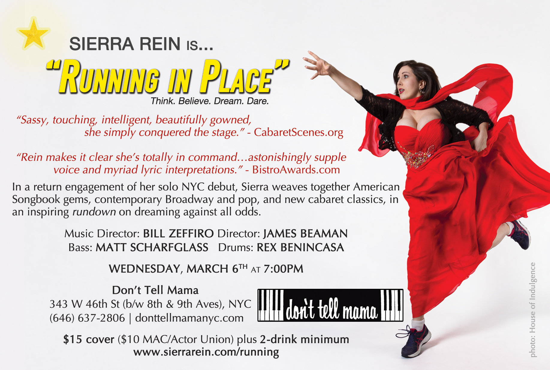 Running In Place Banner