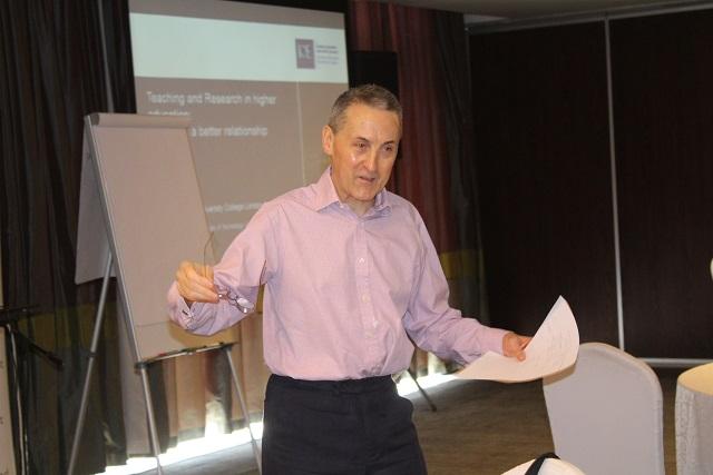 Prof Ronald Barnett