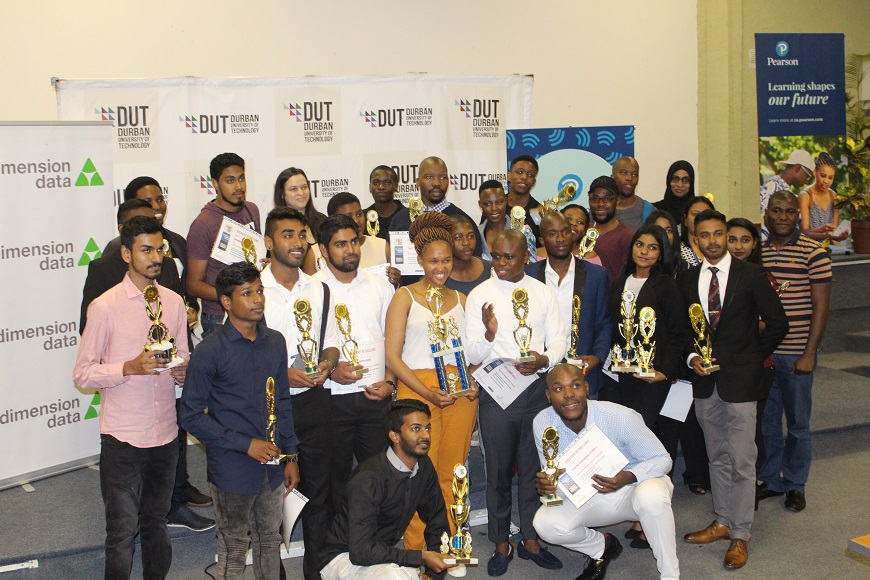 IT STUDENTS RECOGNISED FOR THEIR ACADEMIC EXCELLENCE