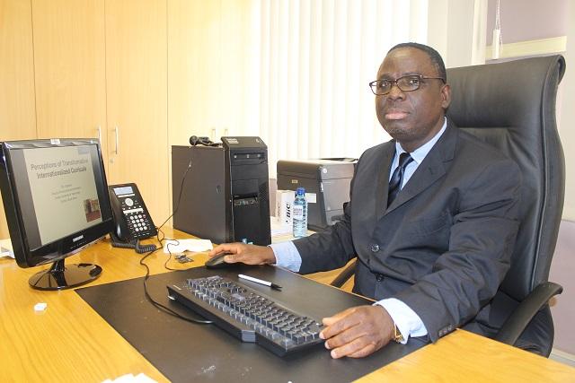Professor Oludayo, O. Olugbara.
