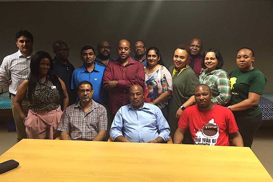 DUT Management and Labour Unions