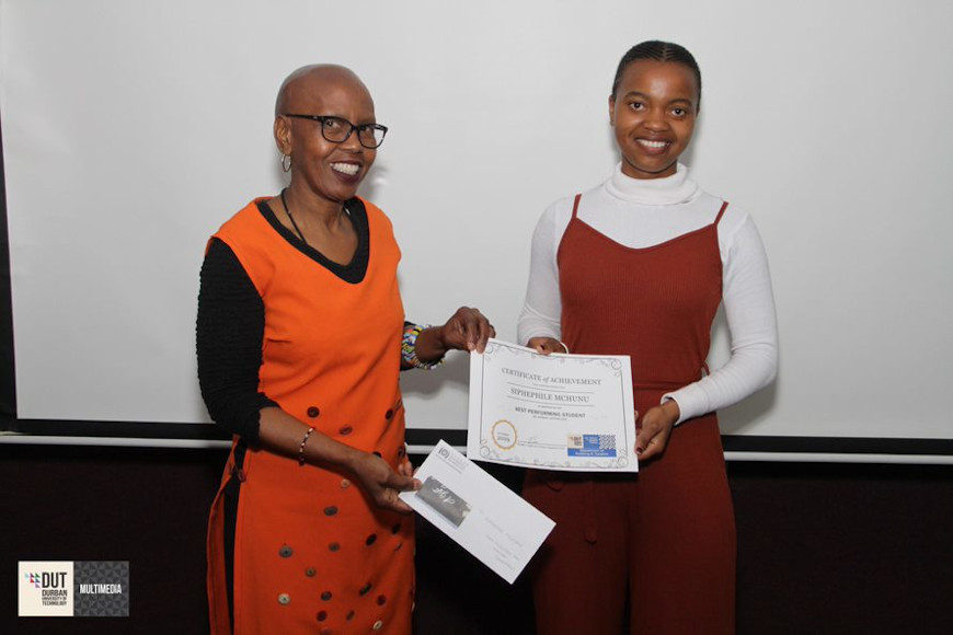 ECP STUDENTS HONOURED AT ANNUAL AWARDS CEREMONY