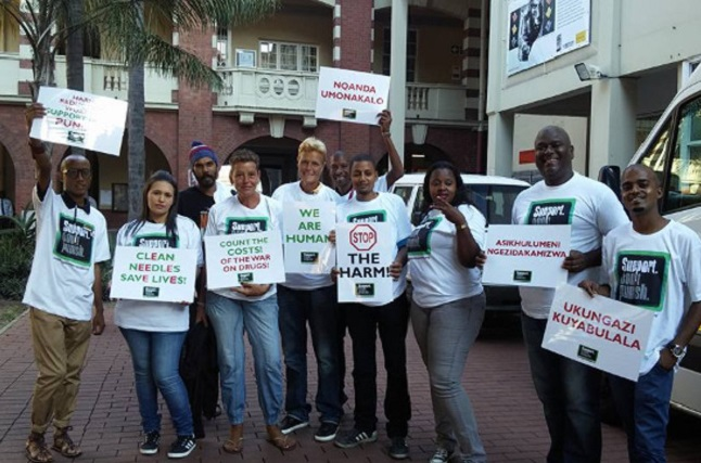 2016 Support Don't Punish Campaign