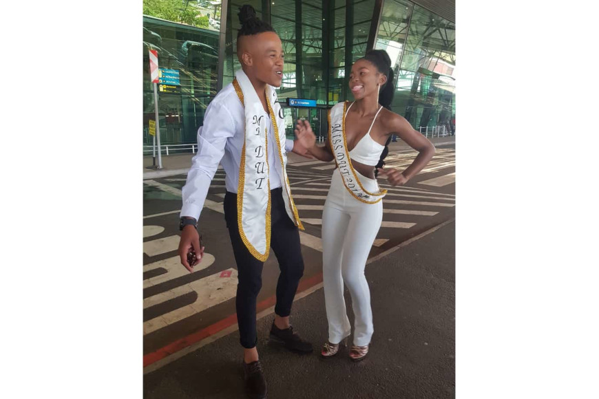 Mr and Miss DUT 2018
