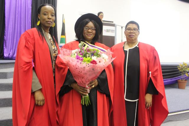 Prof Moyo, and Prof Sibiya