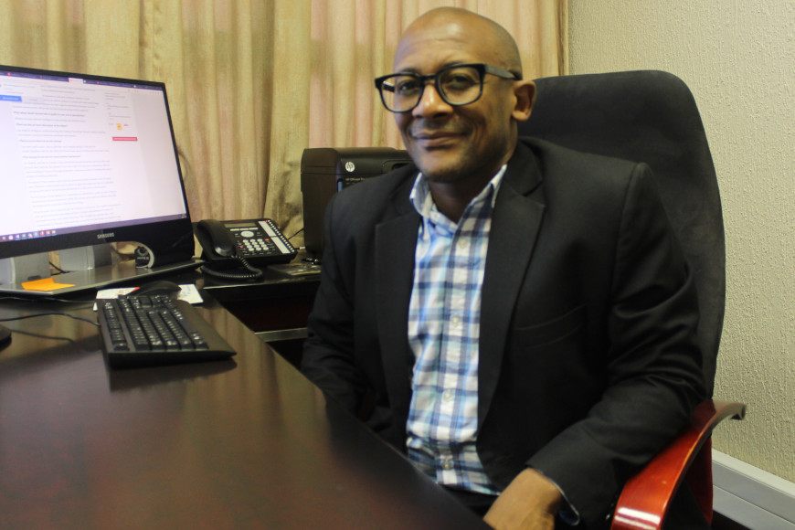 DUT WELCOMES NEW EXECUTIVE DEAN OF THE FACULTY OF ENGINEERING AND THE BUILT ENVIRONMENT