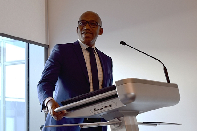 Professor Mthembu