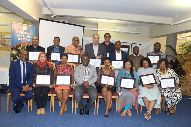 DUT Staff Donors