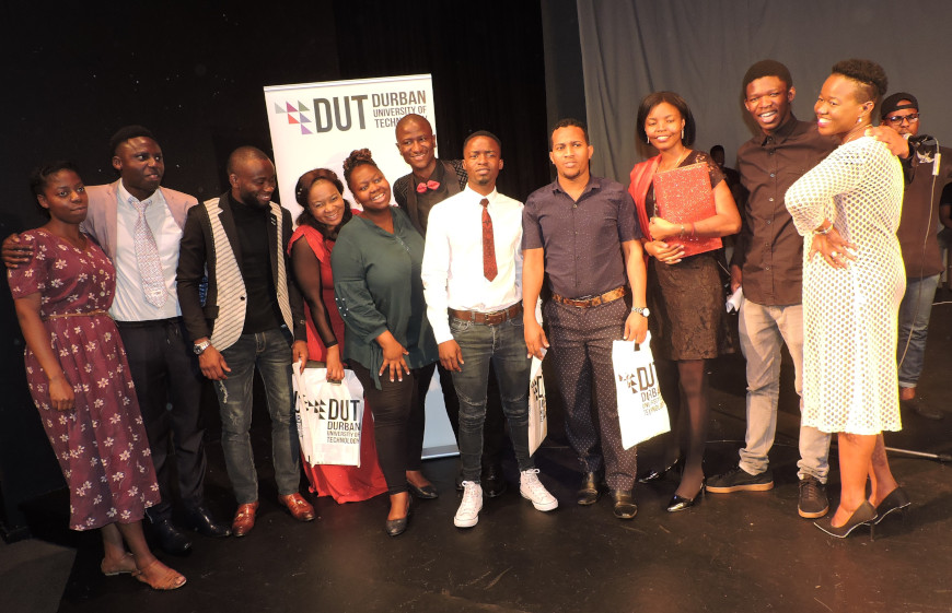 DUT'S IEP DEPARTMENT SAY FAREWELL TO ALL THIRD AND FINAL YEAR INTERNATIONAL STUDENTS