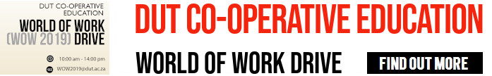 DUT Co-operative Education World of Work Drive
