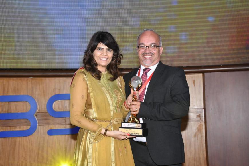 PROF ROSS WINS PRESTIGIOUS MEDSCAPE INDIA 2019 AWARD