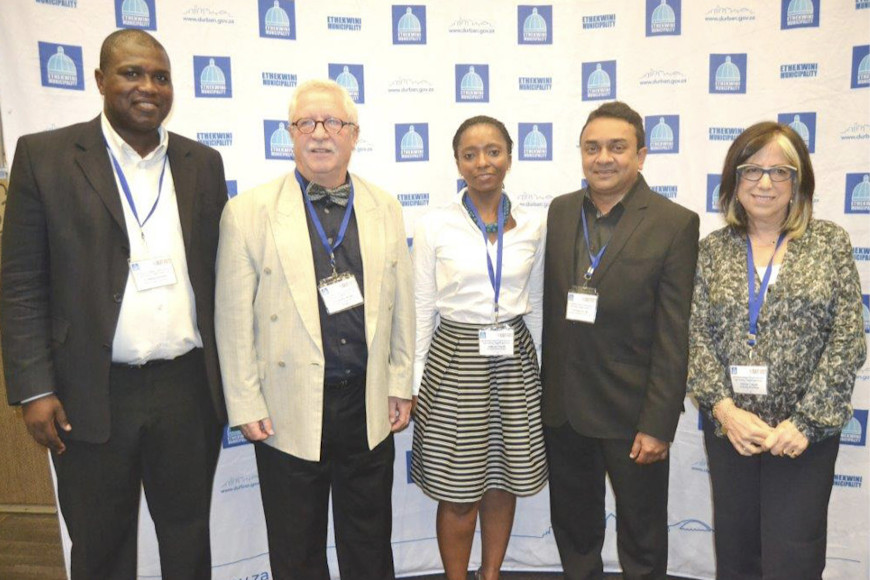 Some of the speakers who were part of the inaugural conference in 2016