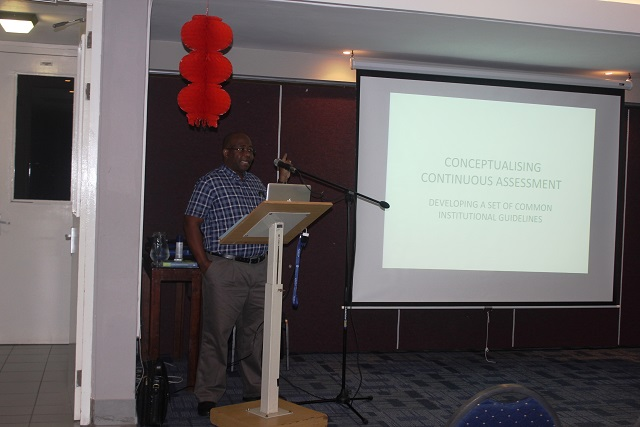Professor Thengani Ngwenya