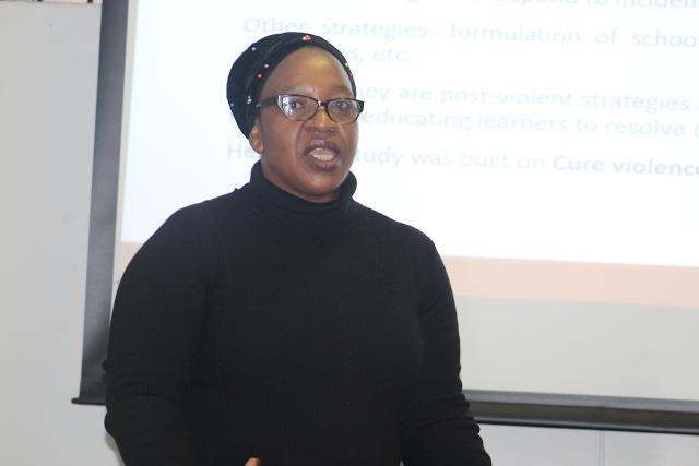 Dr Zithobile Mkhize Ngidi