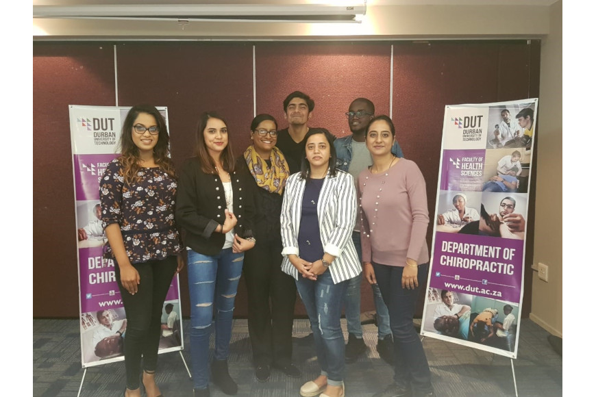 CHIROPRACTIC COACHING AND MENTORSHIP PROGRAMME HOSTS SUCCESSFUL MOTIVATIONAL TALKS