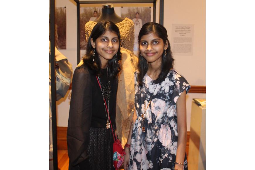 Nishthi and Nivadni Sewnath