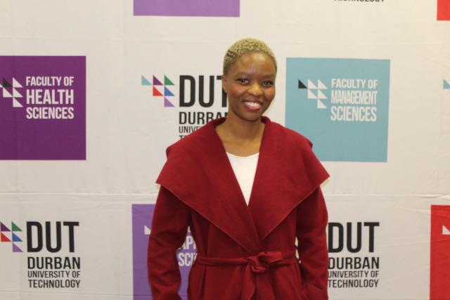 Kwanele Kunene will study in France for her PhD