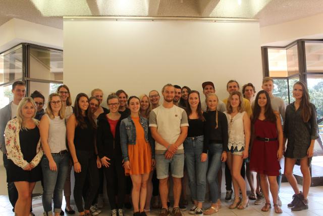 DUT German Students