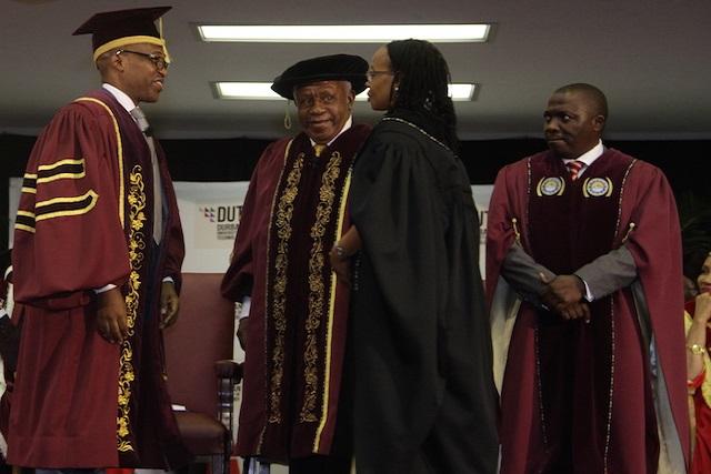 Professor Thandwa Mthembu