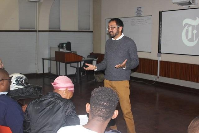 Professor Aashish Kumar
