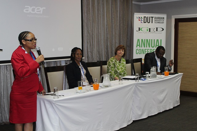 annual DUT Journal of Green Economy and Development (JGDE) Conference