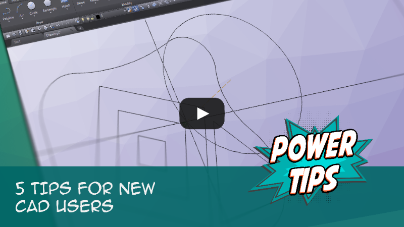 5 Tips for New CAD Users