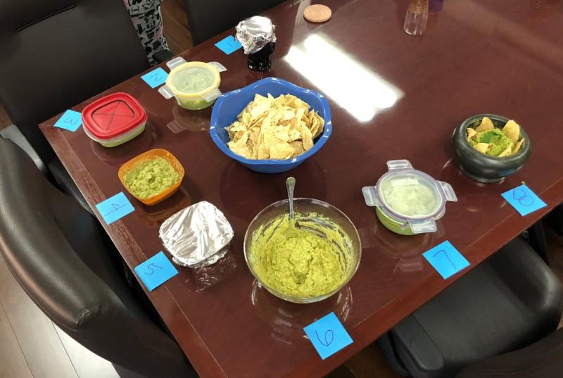 Guacamole Contest