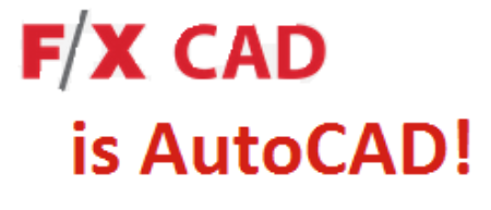 FX CAD IS AUTOCAD