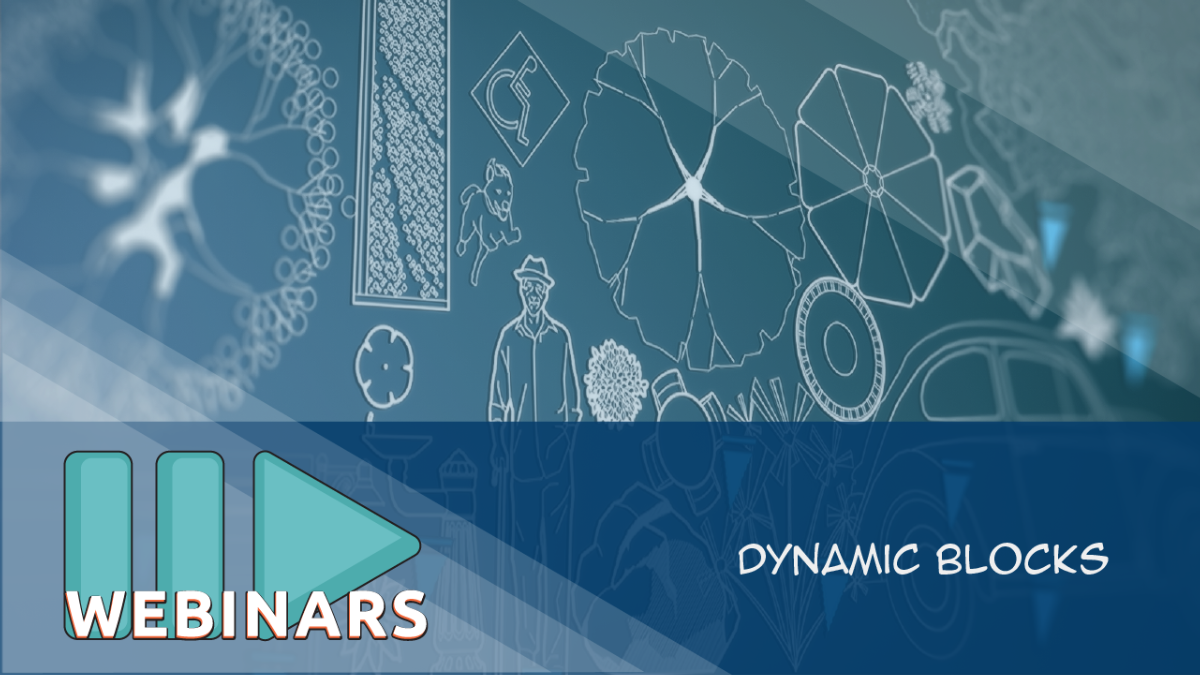 Webinar: Dynamic Blocks