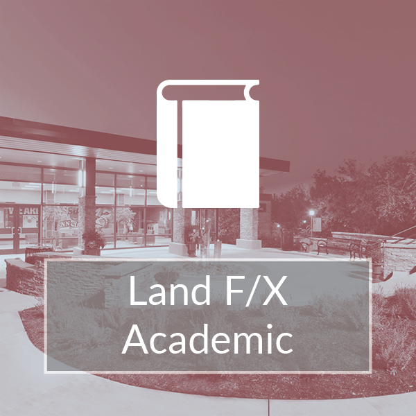 Land F/X Academic Blog Button