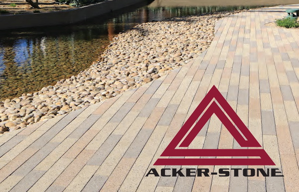 Acker-Stone Plank Paver