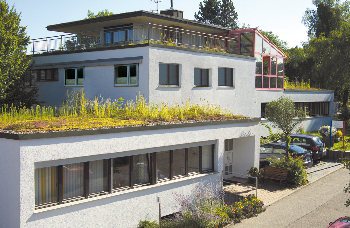 Living Roof Photo by Andreas Walker