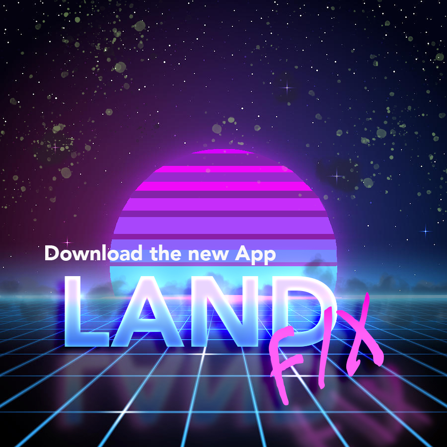 Download the Land F/X App Today!