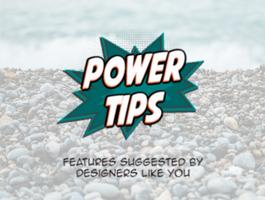 Power Tip of the Week