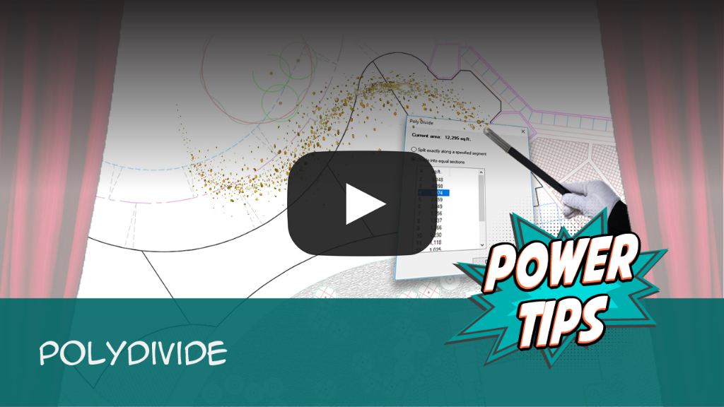 Power Tip: Polydivide