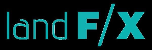 Land F/X Logo