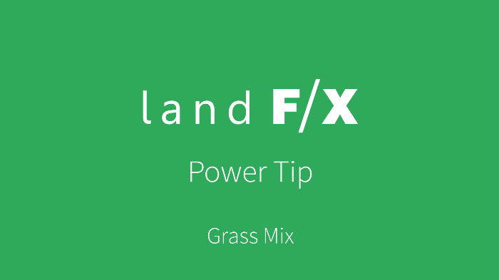 POWER TIP GRASS MIX