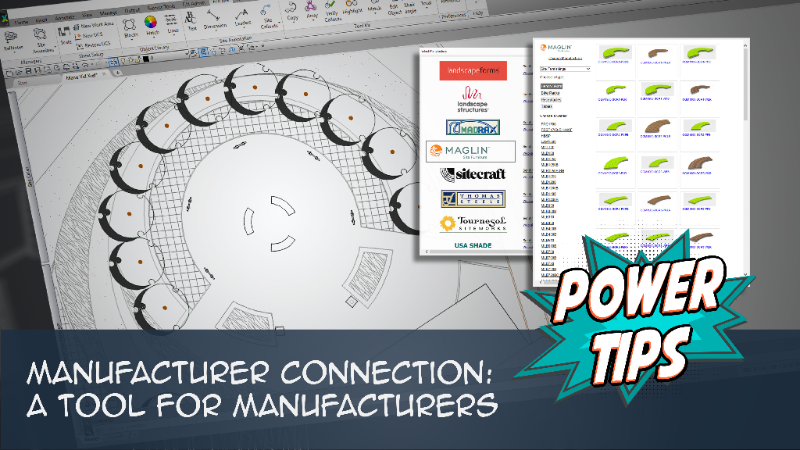 Manufacturer Connection: A Tool for Manufacturers