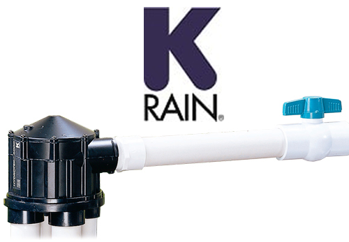 K-Rain 6000 Series Valves Added