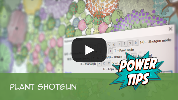 PowerTip: Plant Shotgun
