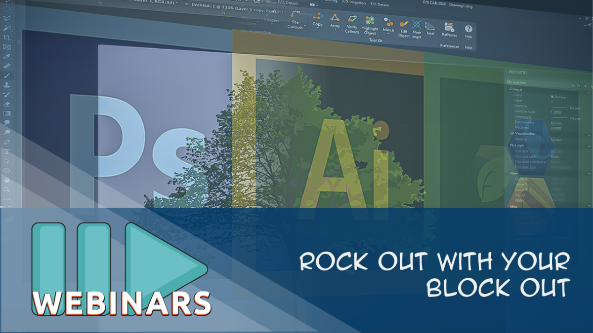Webinar: Rock Out With Your Block Out