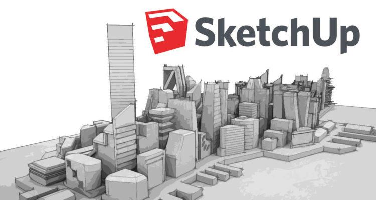 3-D Modeling In SketchUp