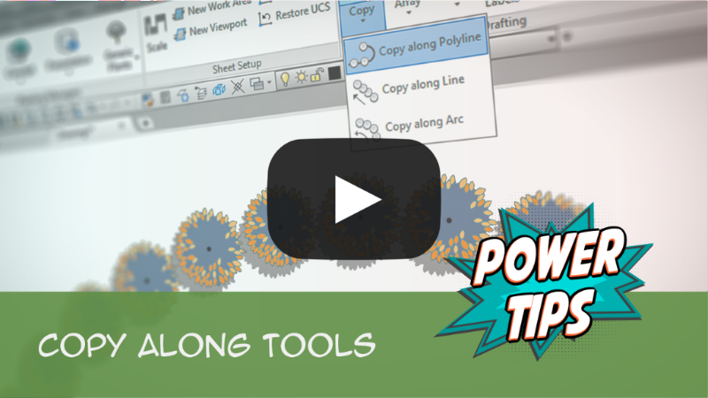 Power Tip: Copy Along Tools